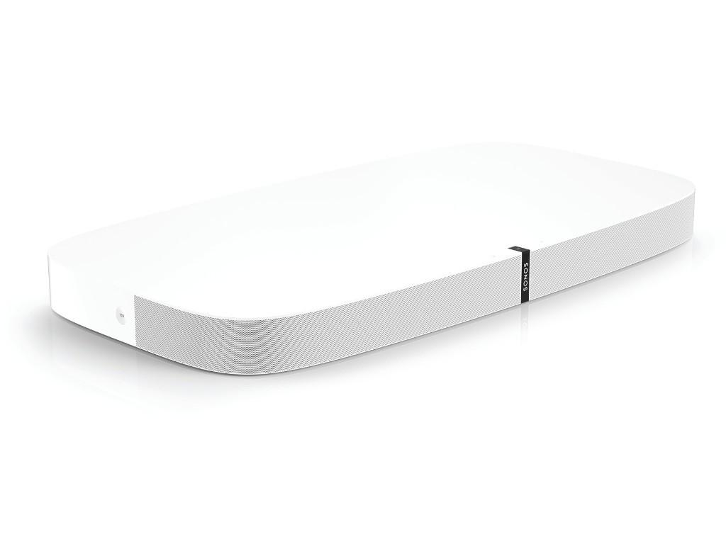 Base Enceinte Tv Sonos Playbase Blanc Hero