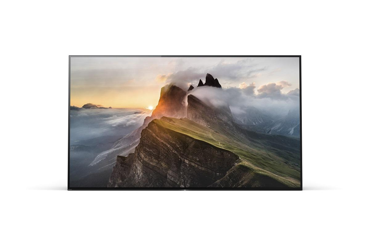 Sony KD49XE9005BAEP TV LED 49'' (123 cm), 4K-HDR, Full LED, Android TV Fiche produit