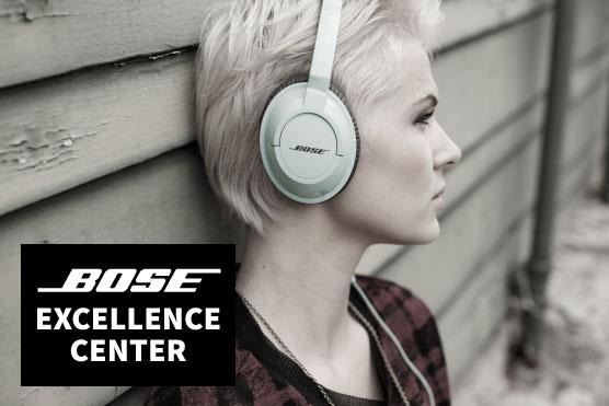 TMP fait partie du Bose Excellence Center